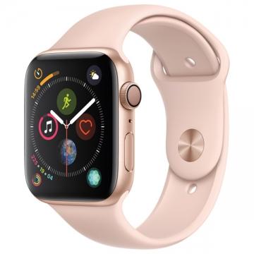 Часы-смарт Apple Watch Series 4 (б.у.) розовые