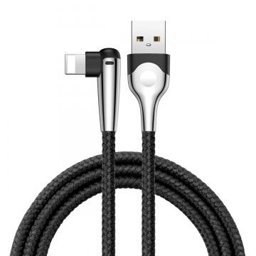 USB cable (кабель) lightning Baseus CALMVP-D Sharp-bird 1m