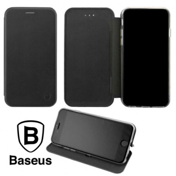Чехол-книжка Baseus Premium Edge для Xiaomi Redmi Note 8 черная