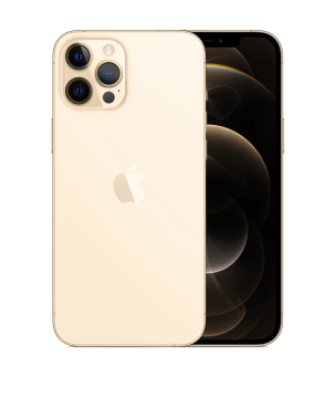 iPhone 12 pro max 128GB NEW gold VoLTE only