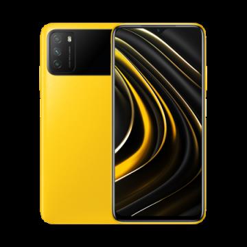Pocophone M3 (4/64Gb) New желтый Volte only