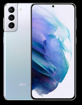 Galaxy S21 plus 5G (8/256) NEW Silver (не проходил тестирование в IDC)