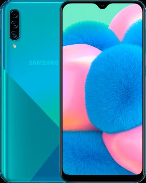 Galaxy A30s (4/64) зеленый VoLTE Only