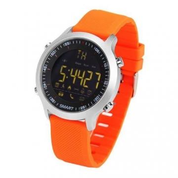 Часы-смарт EX18 оранжевые