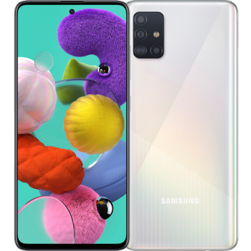 Galaxy A51 6/128 белый VoLTE Only