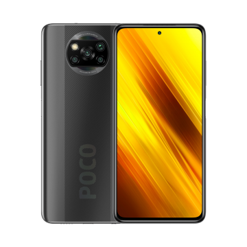 Pocophone X3 (6/64Gb) New серый Volte only