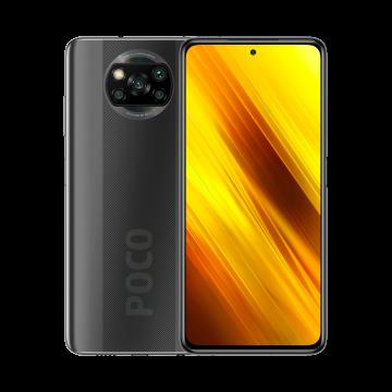 Poco X3 (6/128) NEW серый VoLTE Only