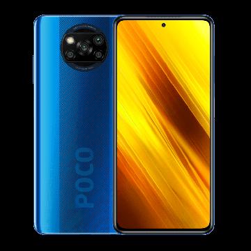 Pocophone X3 (6/128Gb) New синий Volte only