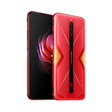 Nubia RedMagic 5G (NX659J) (8/128) NEW красный VoLTE